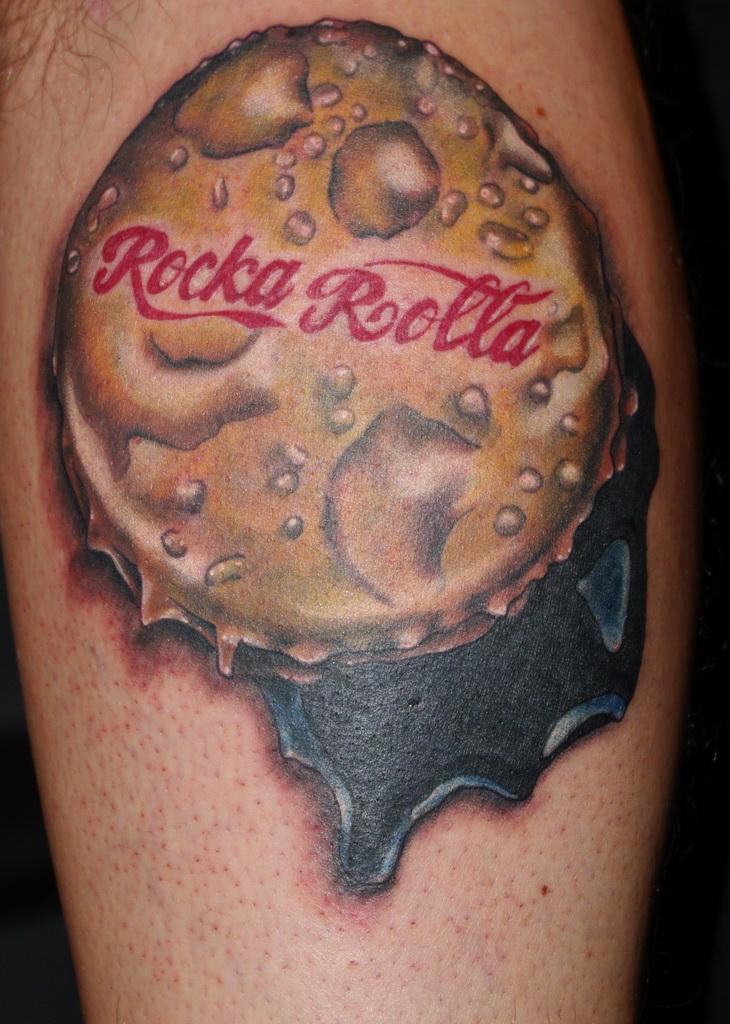 sår på tatovering