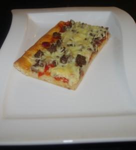 fredagspizza,hjemmelaget pizza