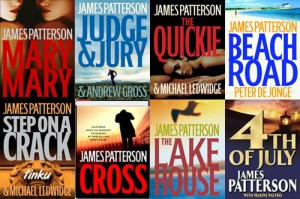 Bøker av James Patterson